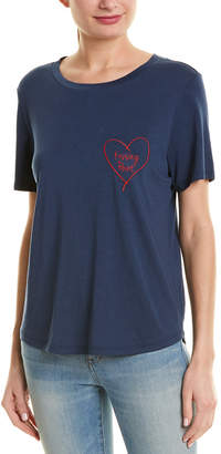 South Parade Embroidered T-Shirt
