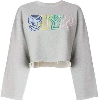 Sjyp branded jumper