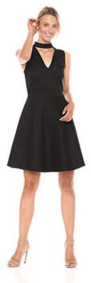 Armani Exchange A|X Women's Party Collar Dress