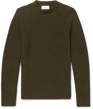 Mr P. Ribbed Merino Wool Sweater