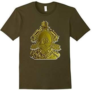Honduras Jersey T-Shirt Camiseta Escudo de Oro shirt