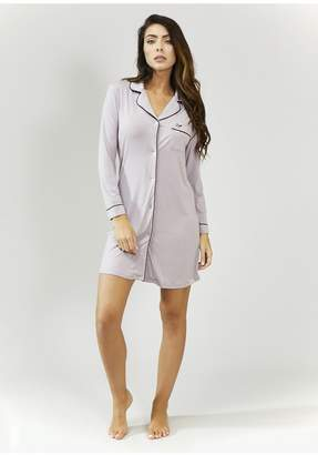 643a94159a Pretty You London Oyster Bamboo Nightshirt