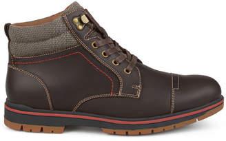 Co VANCE Vance Javor Mens Lace Up Boots