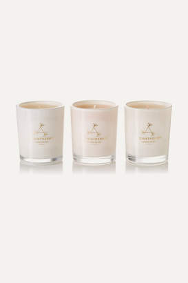 Aromatherapy Associates Joyful Aromatherapy Candle Set - Colorless