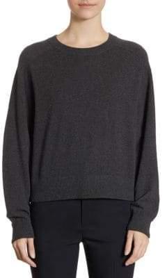 Vince Wide Saddle Cashmere Pullover