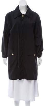 Nina Ricci Lightweight Zip-Up Jacket