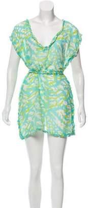 Diane von Furstenberg Preia Shift Dress