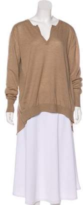 3.1 Phillip Lim Wool-Cashmere Blend Sweater
