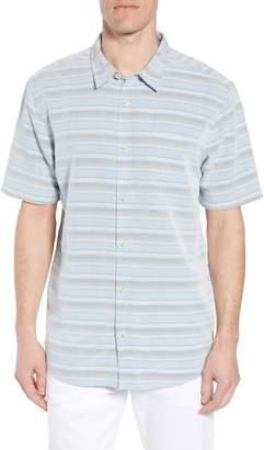 O'Neill Jack Tubes Regular Fit Short Sleeve Sport Shirt