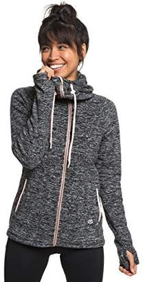 Roxy Junior's Electric Feeling Zip-Up Fleece Jacket