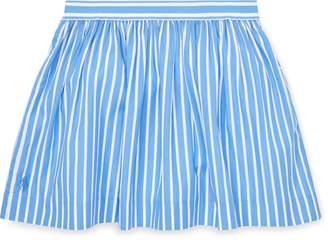 Ralph Lauren Striped Circle Skirt