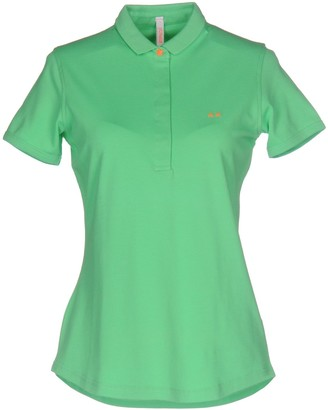Sun 68 Polo shirts - Item 12091034DO