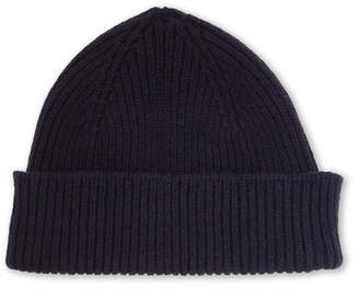 a2640974d81 Paul Smith Ribbed Cashmere And Wool-Blend Beanie
