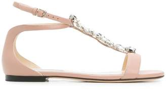 Jimmy Choo Averie flat sandals
