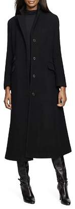 Ralph Lauren Maxi Reefer Coat