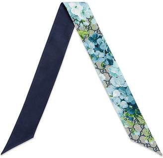 Gucci GG Blooms scarf