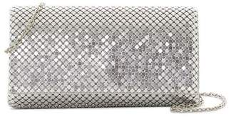 Jessica McClintock East\u002FWest Mesh Roll Clutch