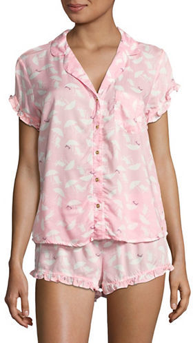 Juicy Couture Juicy Couture Eternal Sunshine Pajama Set