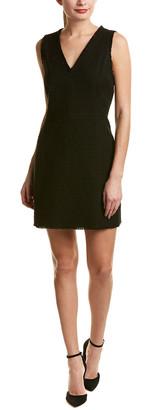 Rebecca Taylor Tweed Shift Dress