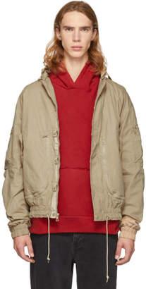 John Elliott Beige Parachute Jacket