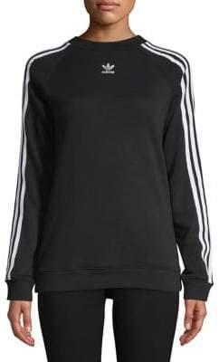 adidas Logo Cotton Sweater