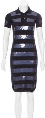 Marc Jacobs Sequin Knit Dress w/ Tags