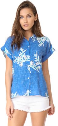 RAILS Whitney Button Down Shirt $138 thestylecure.com