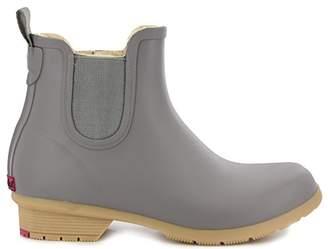 Chooka Women's Bainbridge Fleece Lined Chelsea Bootie Boot