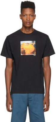 Noah NYC Black Shall We Dance T-Shirt
