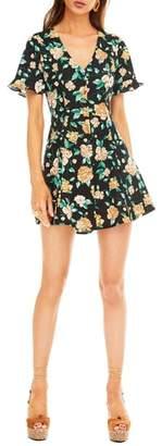 ASTR the Label Morgan Floral Dress