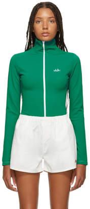 Anton Belinskiy Green Stretch Bodysuit