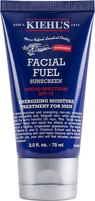 Kiehl's Men's Facial Fuel Sunscreen SPF 15 for Men