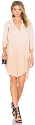 Michael Stars Shirt Dress $178 thestylecure.com