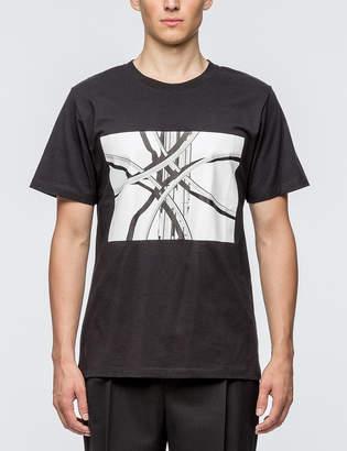 Public School Rawls T-Shirt With Roads Print