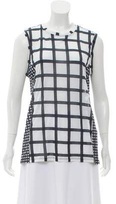 Stella McCartney Sleeveless Printed Top