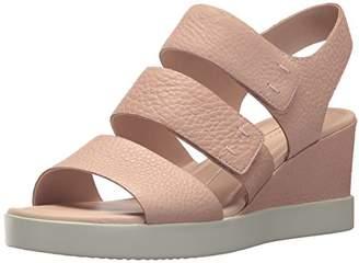Ecco Women's Women's Shape Wedge Plateau Sandal