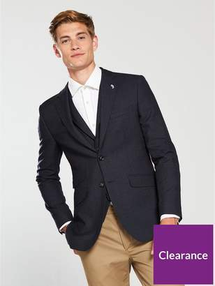 Ted Baker Sterling Semi Plain Jacket