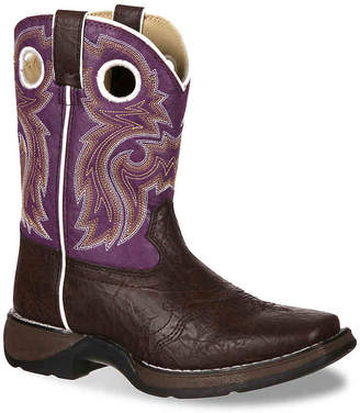 Durango Western Youth Cowboy Boot - Girl's