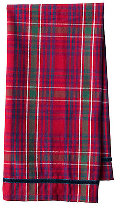 Juliska Tartan Tea Towel - Red