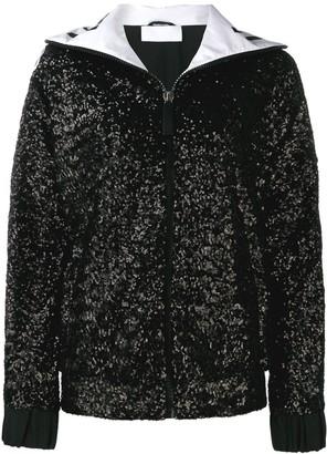 NO KA 'OI No Ka' Oi sequined track jacket