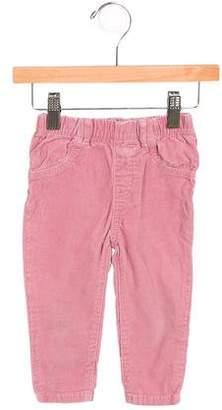 Stella McCartney Girls' Corduroy Straight-Leg Pants