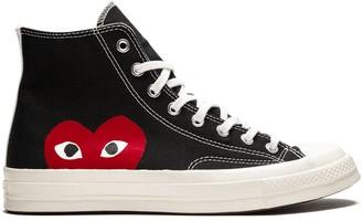 Converse x Comme Des Garçons Play Chuck 70 sneakers