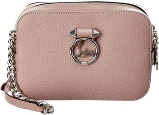 Christian Louboutin Rubylou Mini Leather Shoulder Bag