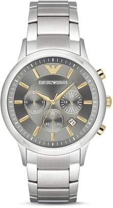 Emporio Armani Armani Renato Watch, 43mm