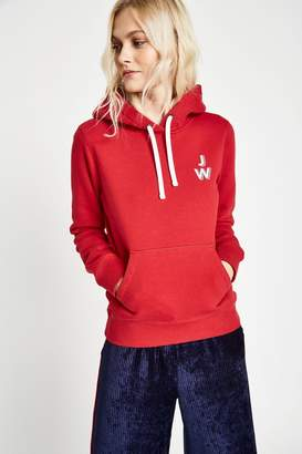 Jack Wills buckston pop over hoodie