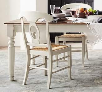 At Pottery Barn · Pottery Barn Napoleon®; Dining Chair