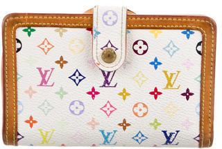 Louis VuittonLouis Vuitton Multicolore French Purse Wallet