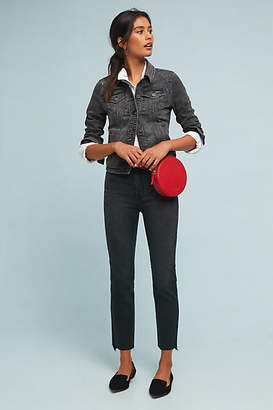 Sanctuary Modern High-Rise Cropped Straight Jeans