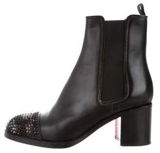 Christian Louboutin Otaboo 70 Ankle Boots