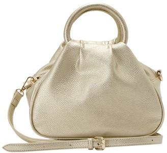 Un Billion UN Billion Circle-Top Handle Bag with CrossbodyStrap - Wako